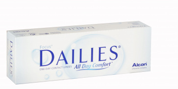 Focus Dailies All Day Comfort - 30 Lent