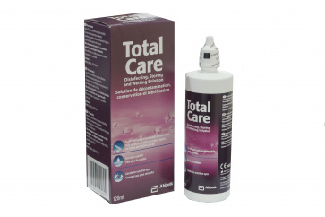 Total Care, Disinfetting, Storing and Wetting