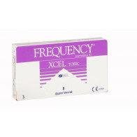 Frequency Xcel Toric - 3 Lenti
