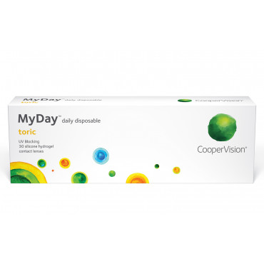 My Day Daily Disposable Toric - 30 Lenti