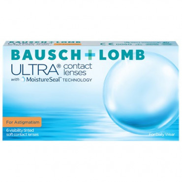 ULTRA For Astigmatism - 3 Lenti