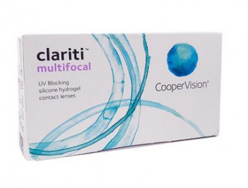 Clariti Multifocal - 3 Lenses