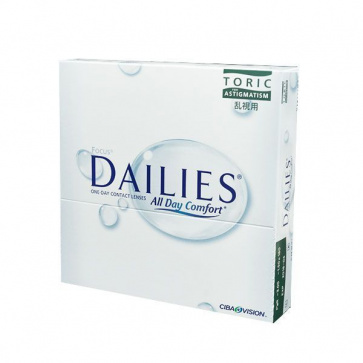 Dailies Toric All Day Comfort - 90 Lenses