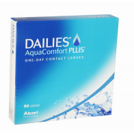 Dailies Aqua Comfort Plus - 90 Lenses