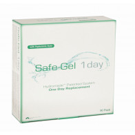 Safe-Gel 1 Day - 90 Lenses