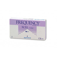 Frequency Xcel Toric XR - 3 Lenses