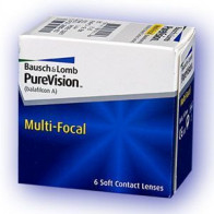 PureVision Multifocal - 6 Lenses