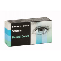 Soflens Natural Colors - 2 Lenses