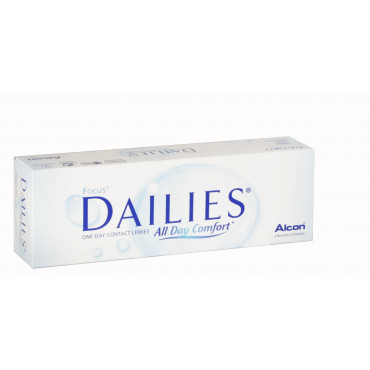 Dailies All Day Comfort - 30 Lenses