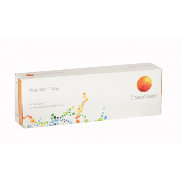 Proclear 1-Day - 30 Lenses