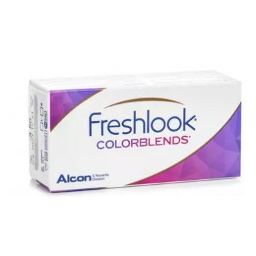 FreshLook Color Blends Plano - 2 Lenses