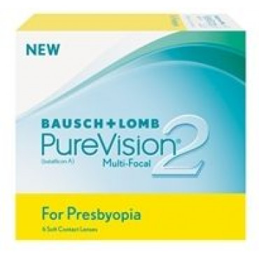 PureVision 2 HD for Presbyopia - 3 Lenses